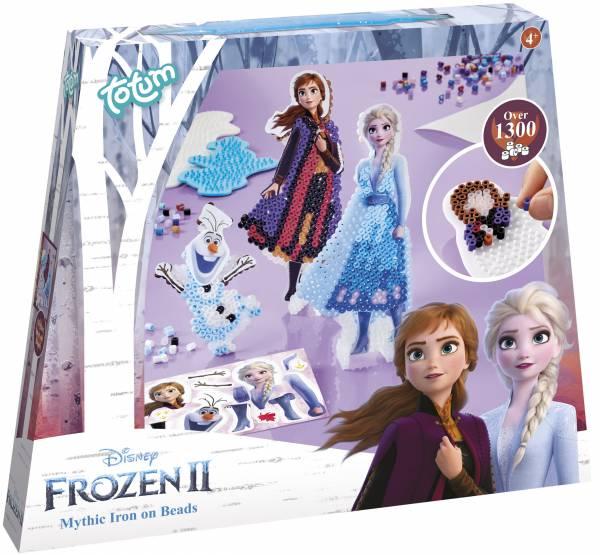 Strijkkralen set Frozen 2 ToTum: 1300+ kralen (680 685)