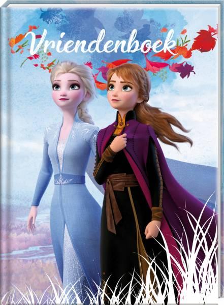 Vriendenboek Frozen 2 (9%) (19526)