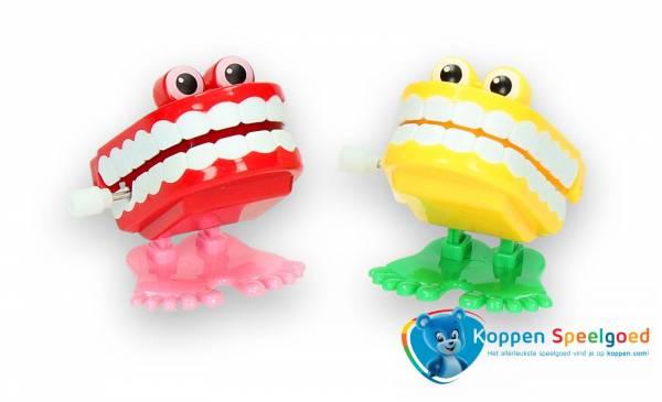 Klapperende opdraai tanden