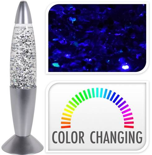 Glitterlamp LED 35 cm