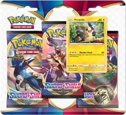 Pokemon blister SS1: Sword en Shield