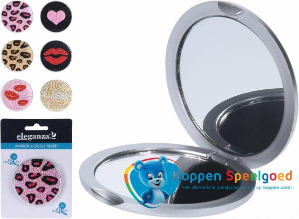 Make-up spiegel dubbelzijdig