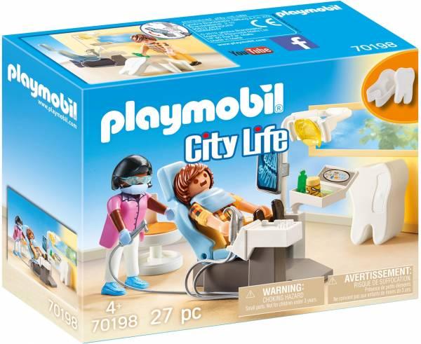 Tandartspraktijk Playmobil (70198)