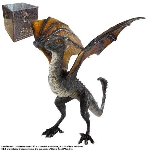 Game of Thrones - Drogon sculptuur