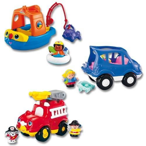 Fisher Price Lil Movers