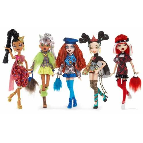 Bratz Bratzillaz Back to Magic pop