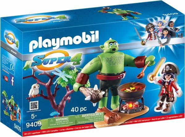 Reuzetrol met Ruby Playmobil (9409)