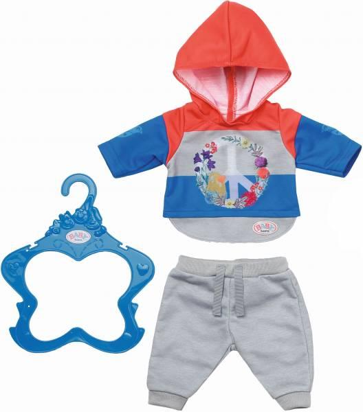 Joggingpak Trend Baby Born: blauw/rood (868174/826 980)