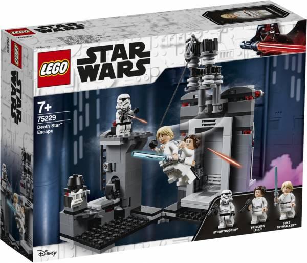 Death Star Escape Lego (75229)