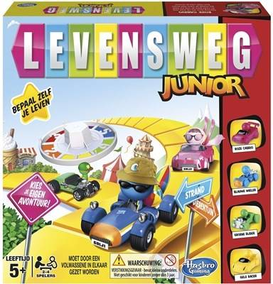HASBRO Levensweg junior
