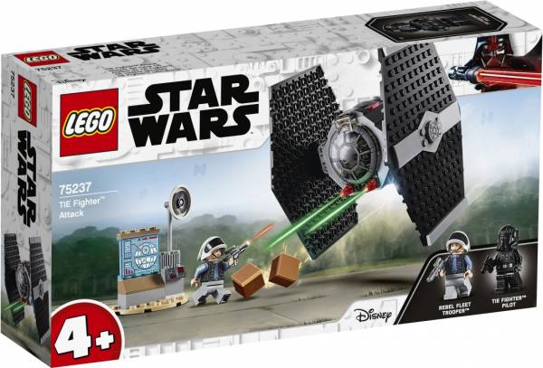 Tie Fighter Attack Lego (75237)
