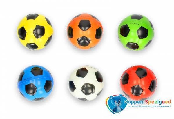 Bal soft voetbal