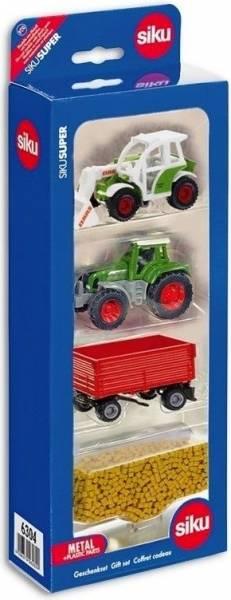 Tractor set SIKU (6304)