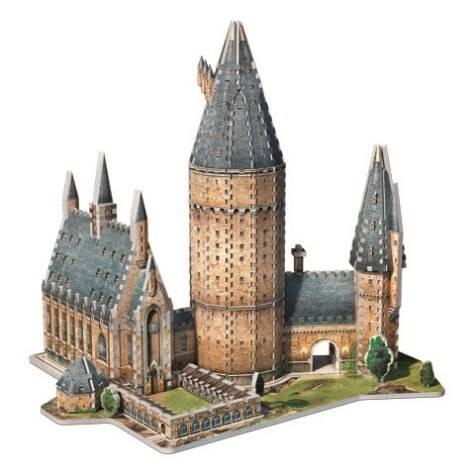 Hogwarts Grote Hal 3D puzzel