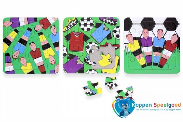 Puzzel voetbal