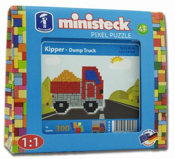 Kiepwagen Ministeck 300-delig