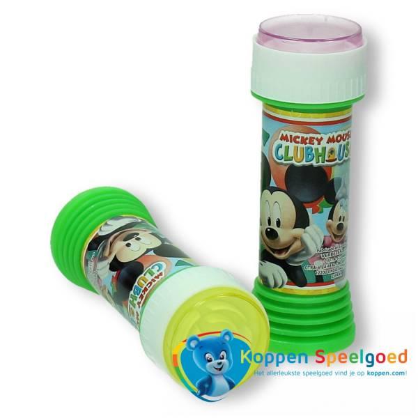 Bellenblaas Mickey Mouse met geduldspel