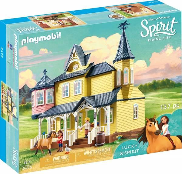 Lucky`s huis Playmobil (9475)