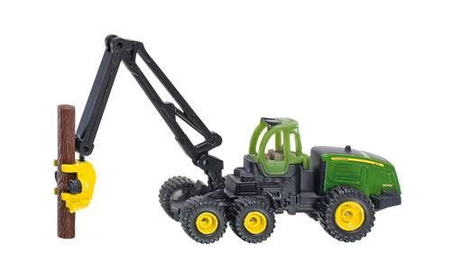 Siku John Deere Tractor Harvester