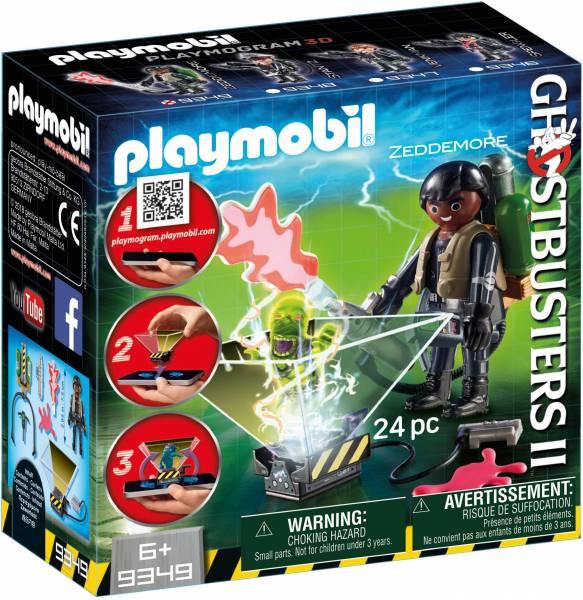 Ghostbuster Winston Zeddemore Playmobil (9349)