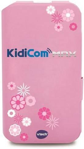 KidiCom beschermhoes Vtech roze: 4+ jr (80-401659)
