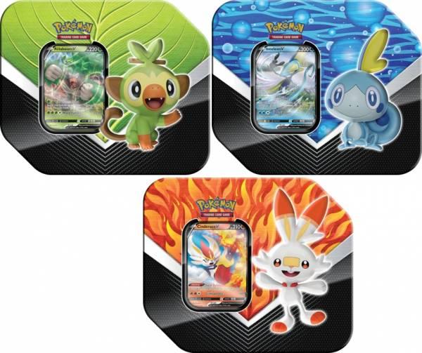 Pokemon Vbox: February