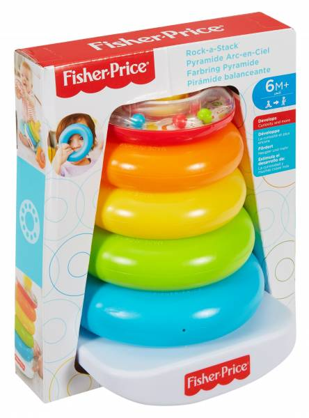 Kleurenringen Fisher-price