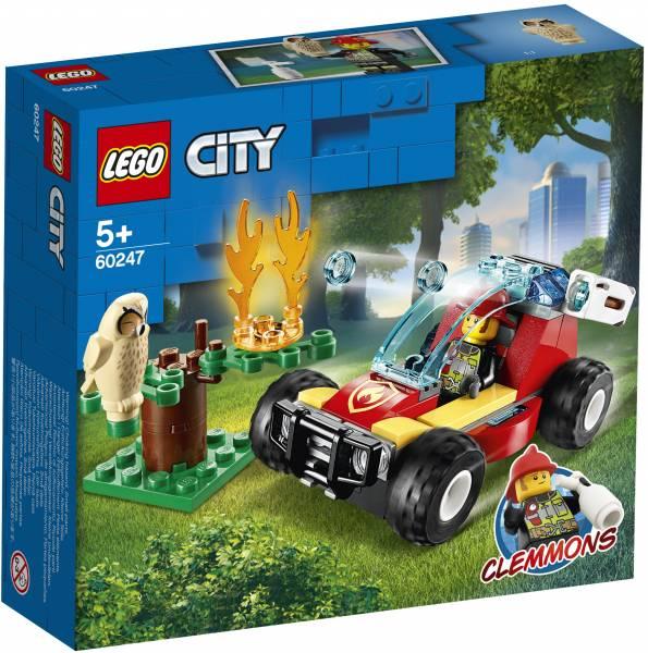 Bosbrand Lego (60247)