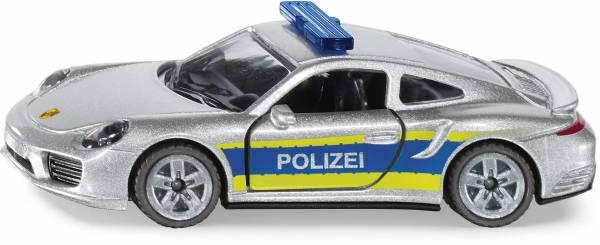 Porsche 911 highway patrol SIKU (1528)