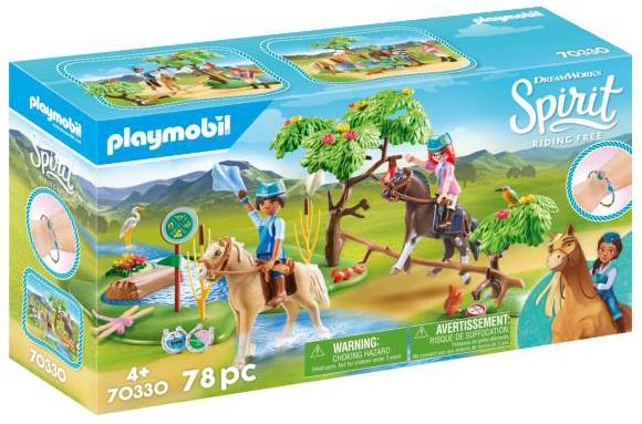 Rivierentocht Playmobil (70330)