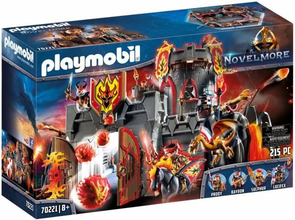 Vesting Vuurrots Playmobil (70221)