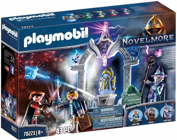 Heiligdom van het magische harnas Playmobil (70223 )