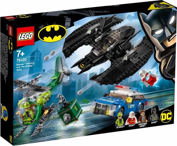 Batwing en de overval van The Riddler Lego (76120)