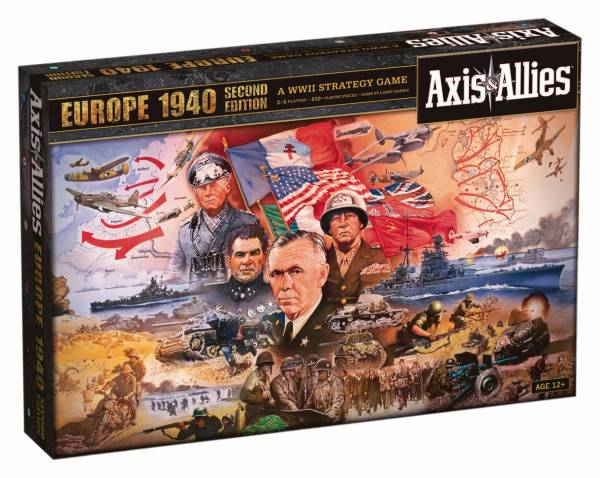 Axis and Allies: Europe 1940 (AHA0627)