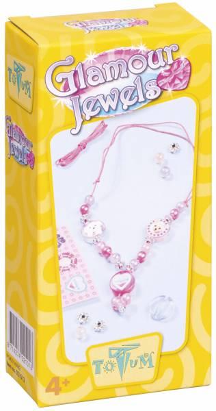 Glamour Jewels mini Totum: ketting maken