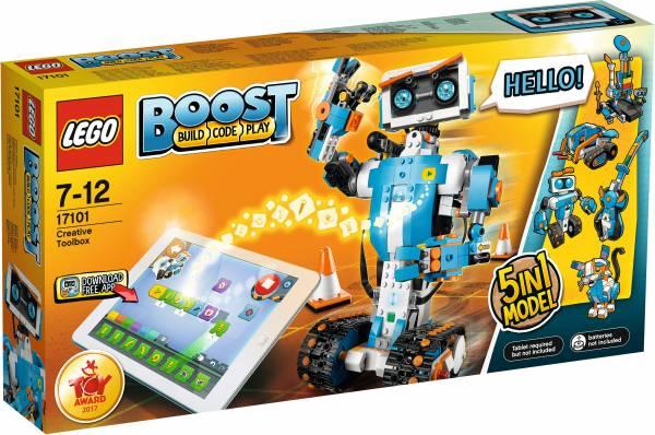 Creatieve gereedschapskist Boost Lego: Vernie (171 01)