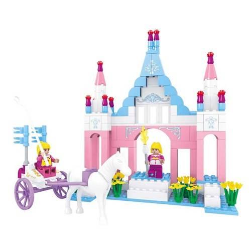 Brick Prinses: Kasteel