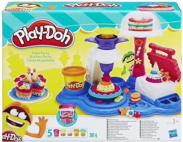 Taartfabriek Play-Doh: 280 gram