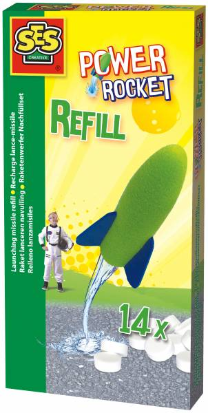 Raket lanceren navulling SES (02247)