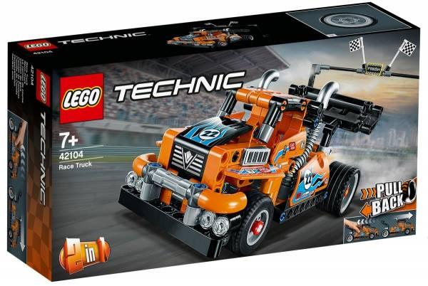 Race Truck Lego (42104)