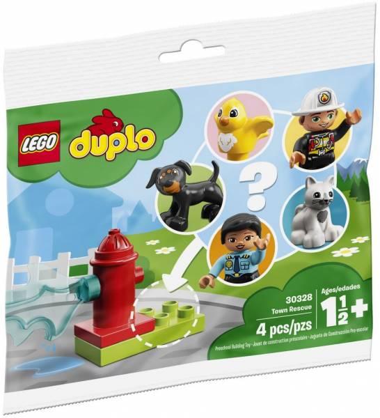Brandweer redding Lego Duplo (30328)