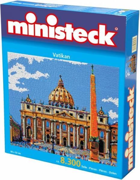 Vaticaan Ministeck XXL 8500-delig