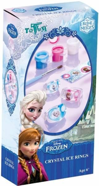 Ringen maken mini Frozen ToTum: sneeuwkoningin (68 5017)
