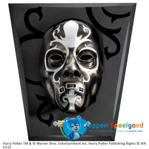 Lucius Malfoy masker muurplaat
