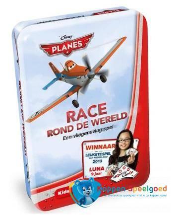 Disney planes: Race rond de wereld