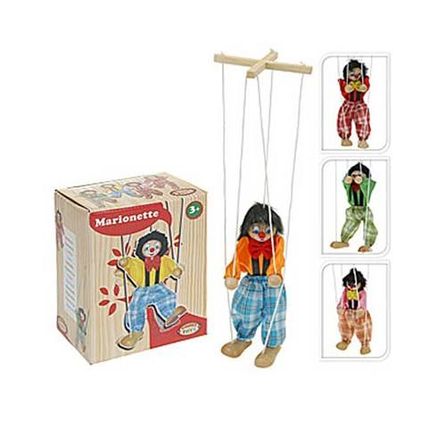 Marionette hout