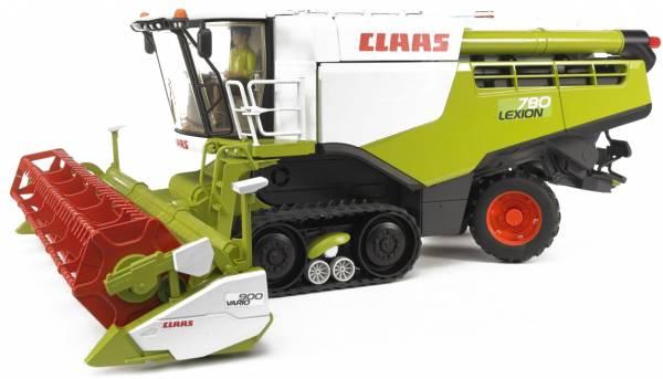 Bruder Claas Lexion Terra Trac 780 (02119)
