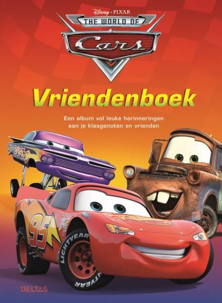 Vriendenboek Cars (9%) (0521021)