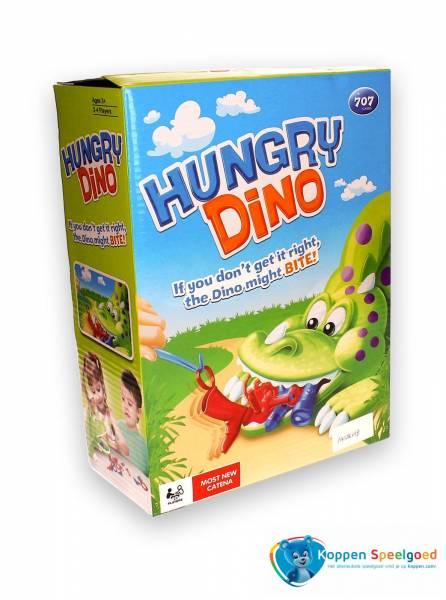 Spel hongerige dino