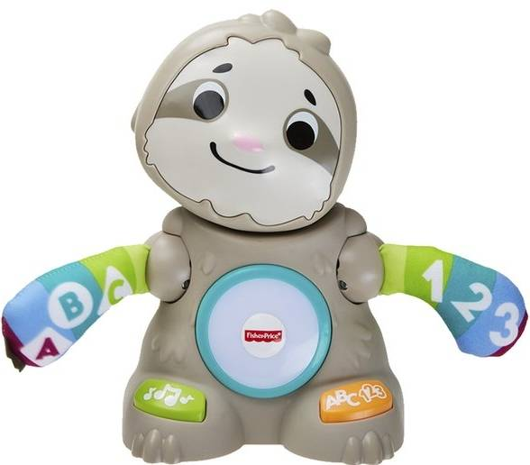 Lenige Luiaard Linkimals Fisher-price (GHY91) 9+ m nd